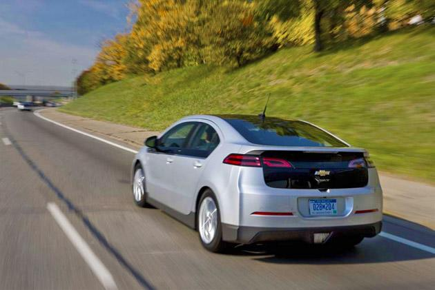 Is Chevy Volt Running Out of Juice?