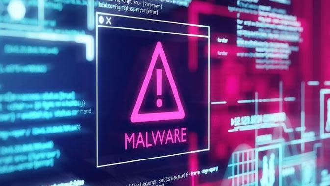 Ilustrasi malware. Dok: threatpost.com