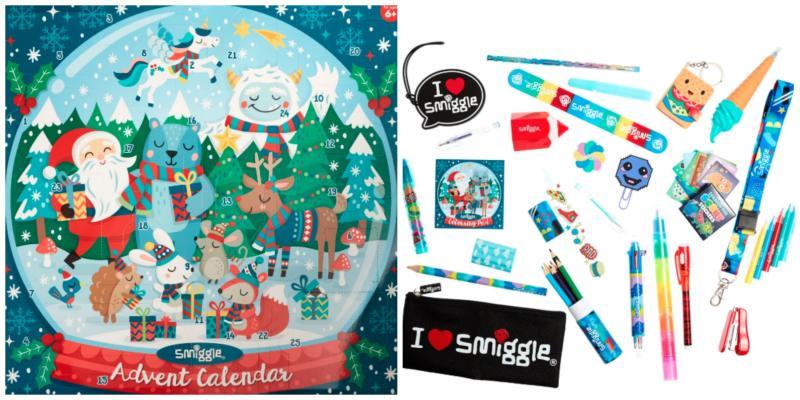 Smiggle Advent Calendar 2019