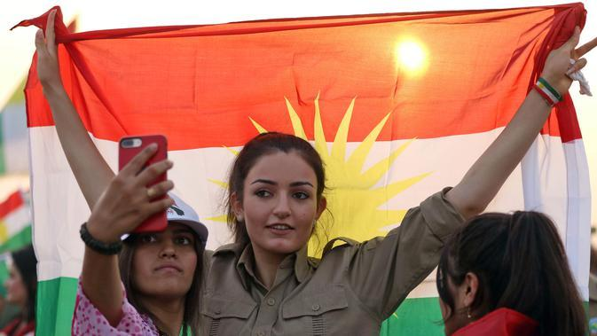 Mengenal Kurdi, Etnis Terbesar di Dunia yang Tengah Digempur Turki di Suriah