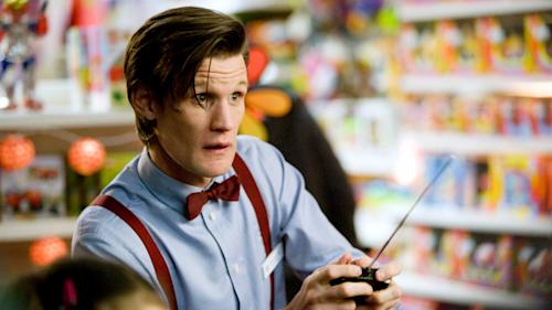 Matt Smith Exits 'Doctor Who'…Now What?