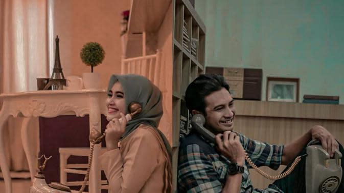 Teuku Mirza dan Istri (Sumber: Instagram/teukumirza)