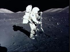 NASA berencana kembali ke Bulan dengan biaya 28 miliar dolar AS