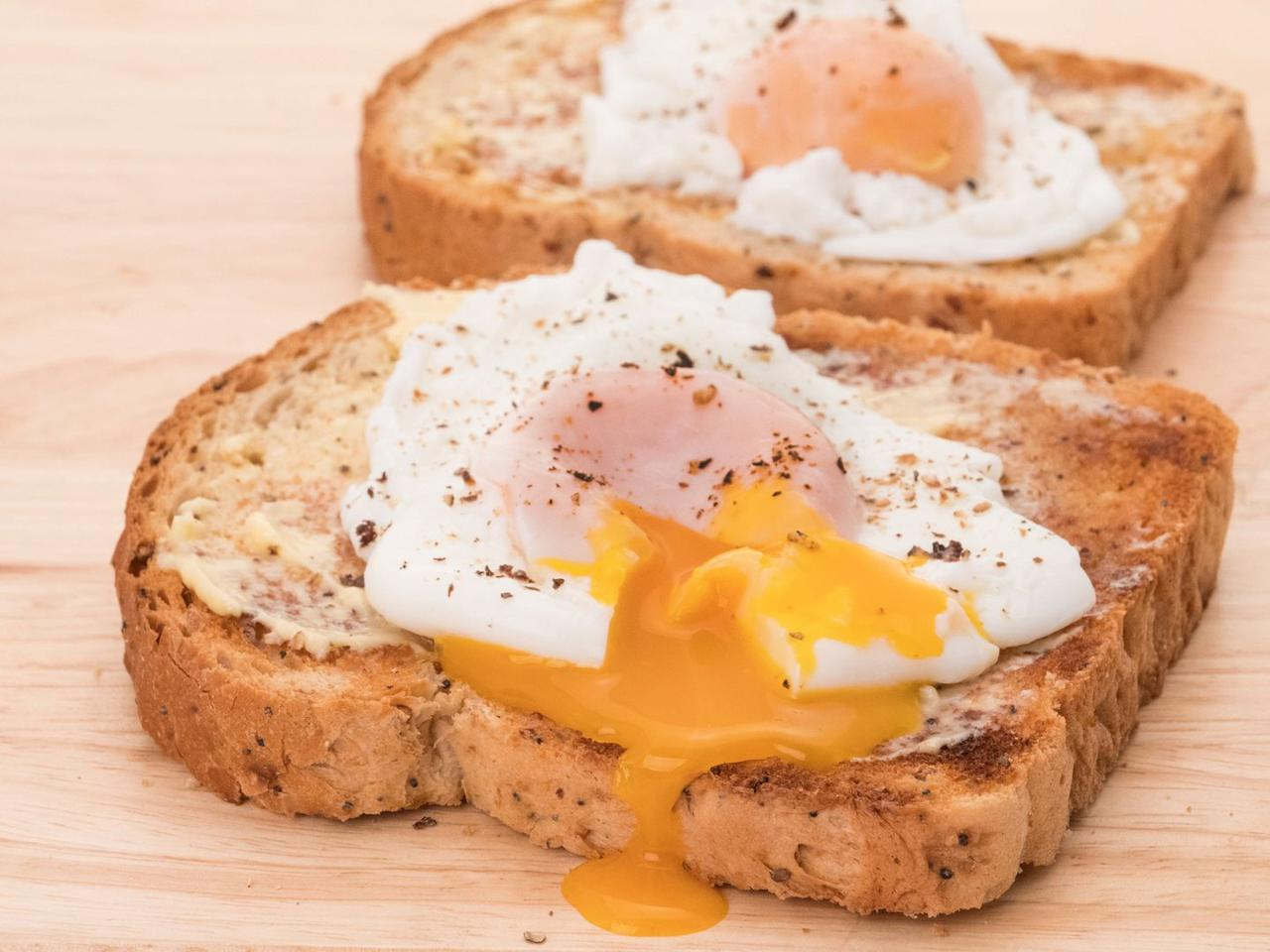 """<p>Hello, breakfast! Eggs are one of the most versatile <a href=""""https://www.goodhousekeeping.com/health/diet-nutrition/a48023/egg-nutrition/"""" target=""""_blank"""">(and healthy!</a>) kitchen staples you can have on hand, and they can also be made in four different ways in the microwave. Our Test Kitchen experts recount their favorite ways to whip up a plate of fluffy, creamy eggs in just a few minutes. Spoiler: You only need a few inches of water for perfectly poached eggs.</p><p><em><a href=""""https://www.goodhousekeeping.com/food-recipes/cooking/tips/a32091/how-to-microwave-eggs/"""" target=""""_blank"""">Learn how to cook eggs in the microwave »</a></em><strong><em></em></strong></p><p><strong>RELATED</strong>: <a href=""""https://www.goodhousekeeping.com/food-recipes/easy/g428/easy-egg-recipes/"""" target=""""_blank"""">45 Easy Egg Recipes for Your Best Brunch Ever</a></p>"""