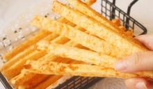 【餅乾食譜】香濃芝士棒餅乾