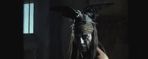 Johnny Depp on Becoming a Comanche: 'It Was Beautiful'