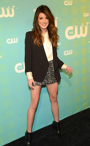 The CW 's 2012 Upfront - Shenae Grimes