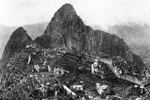 July 24: Machu Picchu is discovered in 1911