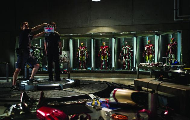 Iron Man to be shown in 4D in Japan