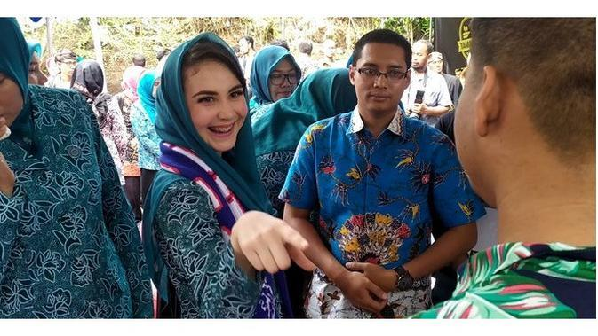 Arumi Bachsin (Sumber: Kapanlagi.com)