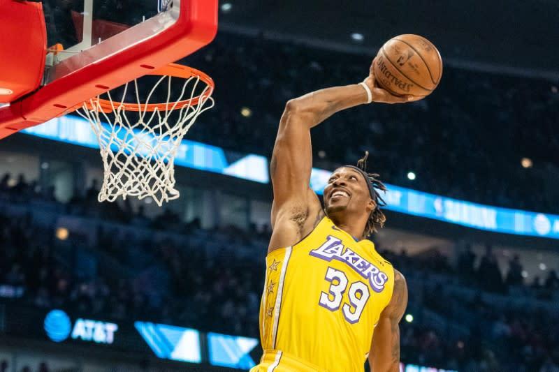 Lakers' Howard: 'No basketball' until reform