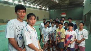 印尼「夫妻檔」奪得羽毛球項目的首面奧運金牌