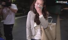 朱雪璋妻涉助潛逃 2萬元交保後痛哭