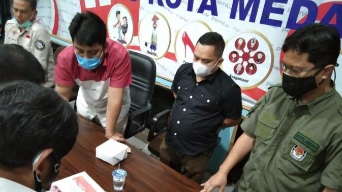KPU Medan berharap proses cetak ke depannya berjalan lancar sesuai yang diidnginkan bersama.