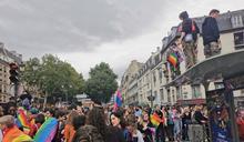 反種族歧視 LGBT驕傲遊行巴黎登場