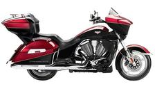 2014 Victory TOURING 15th Anniversary Cross Country Tour LE