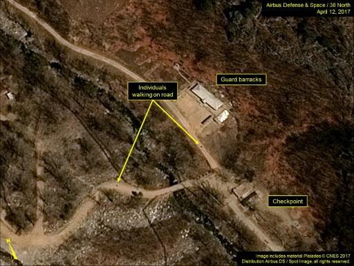 North Korea plans to destroy its nuclear test facility as a goodwill gesture
