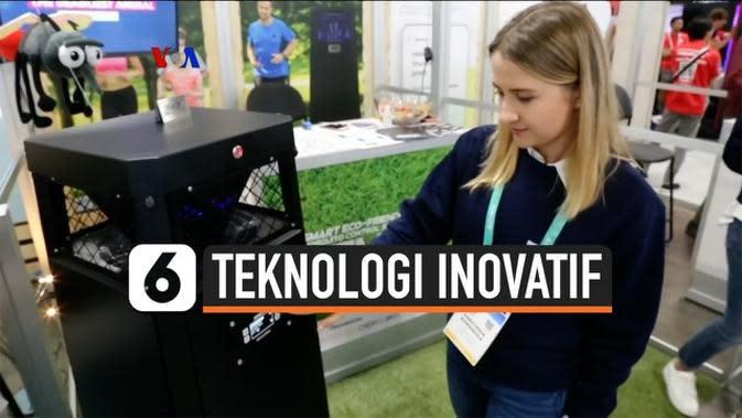 VIDEO: Intip Teknologi Inovatif di Ajang CES Amerika