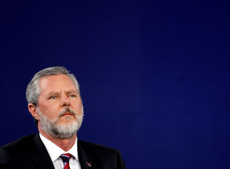 How Jerry Falwell Jr. mixed his personal finances with his university's