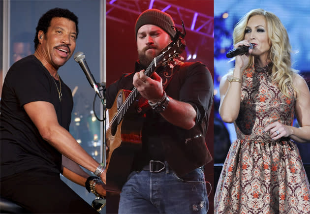 Grammys 2013 Predictions: Country Field
