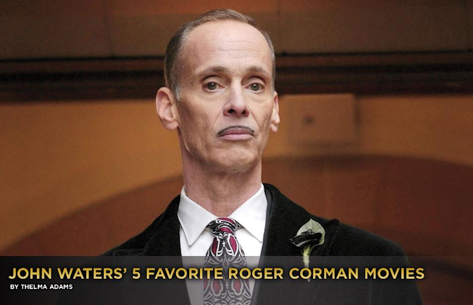 John Waters 5 Favorite Roger Corman Movies