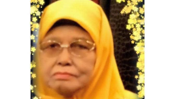 Mendiang ibu mertua Uut Permatasari yang meninggal dunia (https://www.instagram.com/p/CAQ84dmJwyp/)
