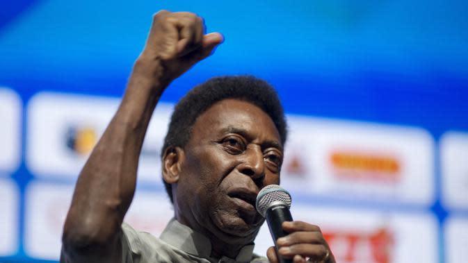 Pele (AFP/Mauro Pimentel)