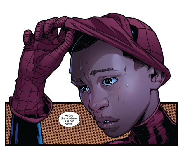 New Biracial Spider-Man Causes Controversy on the Web