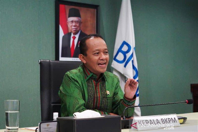Bahlil yakinkan investor Inggris iklim investasi Indonesia kondusif