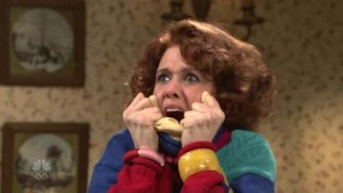 Kristen Wiig on 'Saturday Night Live' -- NBC