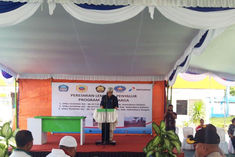 Tiga penyalur BBM Satu Harga hadir di Malut