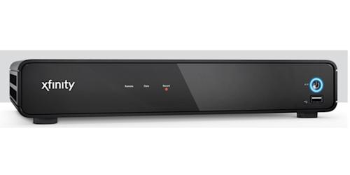 how to connect comcast cable box