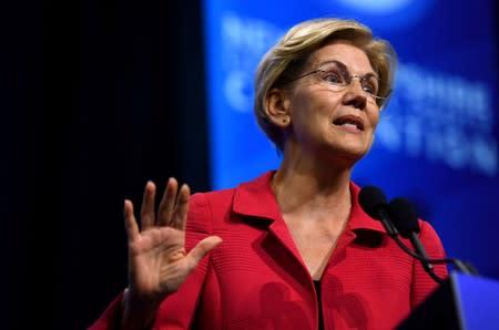 Warren rises as solid Democratic option behind Biden, Sanders: Reuters/Ipsos poll
