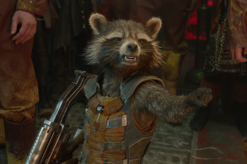 'Guardians of the Galaxy': Rocket Raccoon Could Be Marvel's Money Maker
