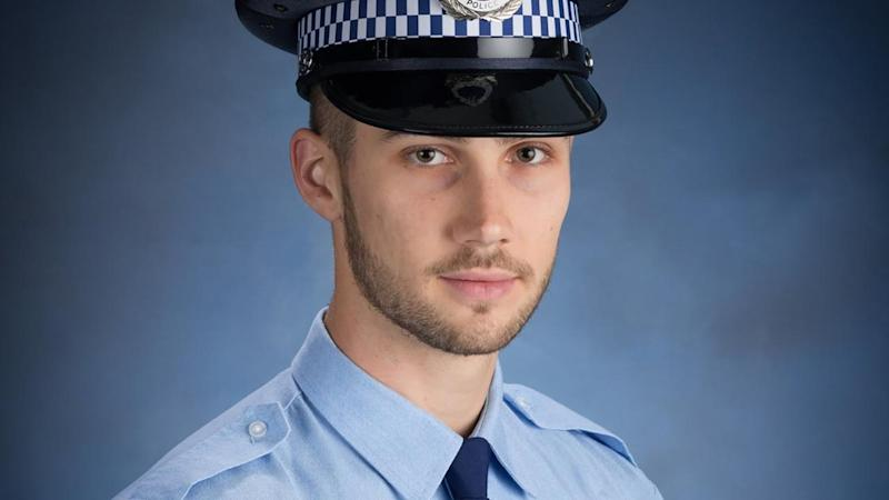 NSW POLICE STABBING
