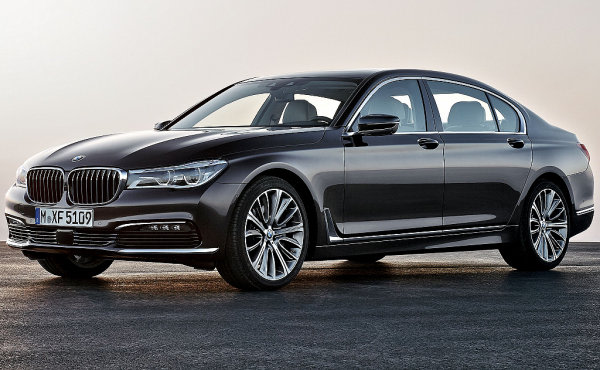 小針美容再搶豪華旗艦龍頭大位,2019年式BMW 7 Series小改款原型車捕獲