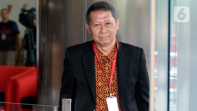 KPK Segera Beri Kepastian Hukum Terhadap Eks Dirut Pelindo RJ Lino