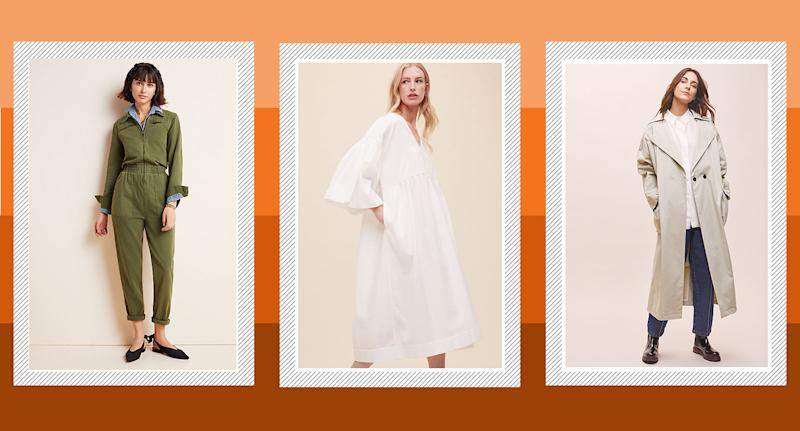 Anthropologie is treating customers to an additional 20% off sale items, which includes fashion, accessories and home. (Anthropologie/Yahoo Style UK)
