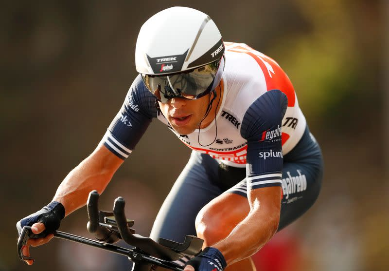 Cycling: Ineos sign Pidcock, Porte and Martinez