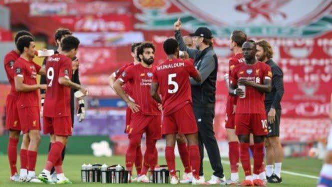 Liverpool Diuntungkan di Premier League Musim Depan