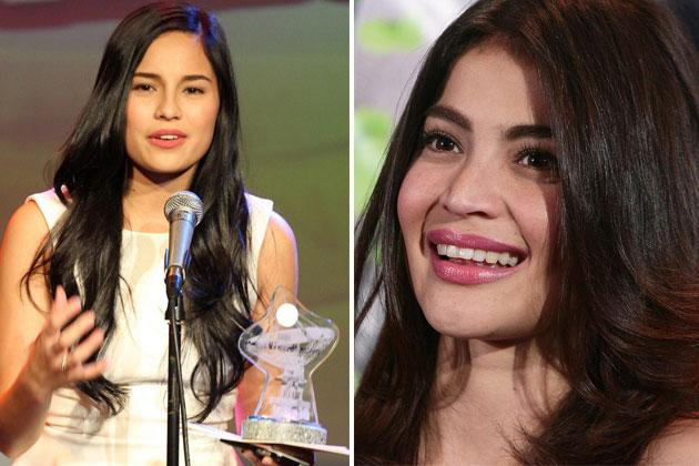Jasmine and Anne Curtis