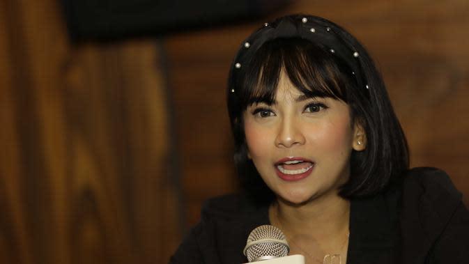 Vanessa Angel. (Bayu Herdianto/Kapanlagi.com)