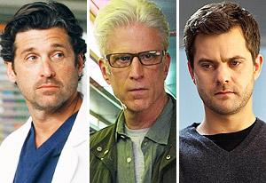 Mega Buzz: Grey's Baby Blues, Danson's CSI Gig and Fringe's Peter Problem