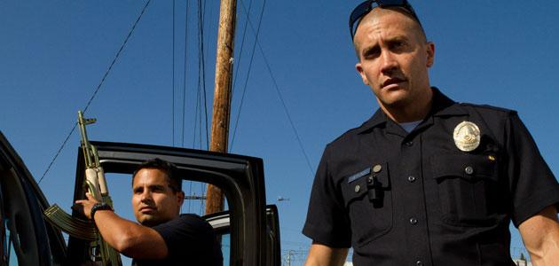 Jake Gyllenhaal convinced cops he was one of them in 'End of Watch'