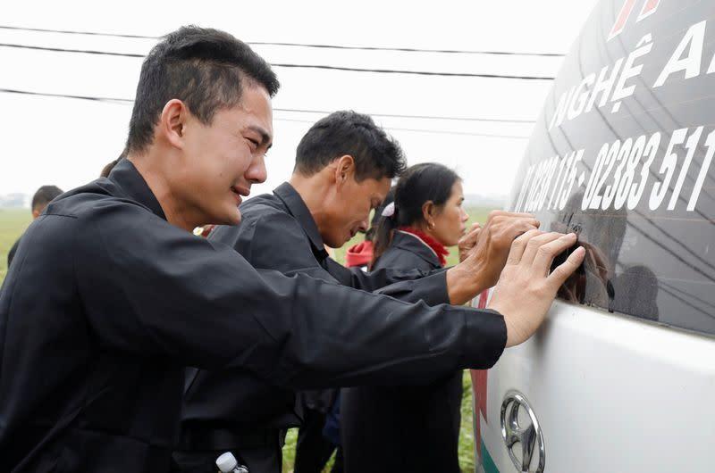 Tujuh orang di Vietnam didakwa terkait 30 jenazah di truk London