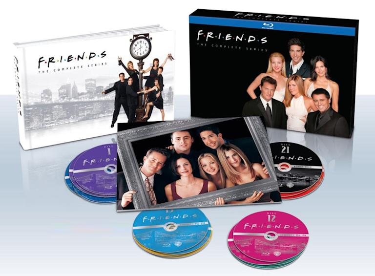"""Friends: The Complete Series"" Blu-ray (Warner Home Video)"
