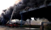 台中火力發電廠火警已撲滅 台電︰不影響整體供電