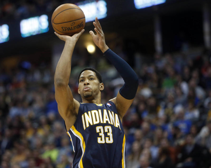 Sources: Pacers trade Danny Granger to 76ers in deal for Evan Turner