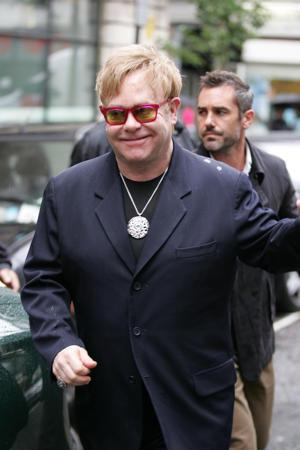 Elton John: 'I Wasted Such A Big Part Of My Life'