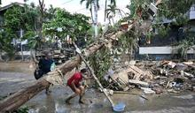 颱風梵高災情嚴重 菲律賓至少27死
